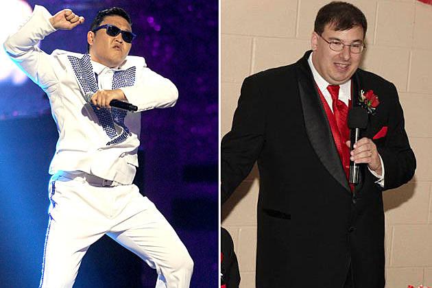 Psy and Doug
