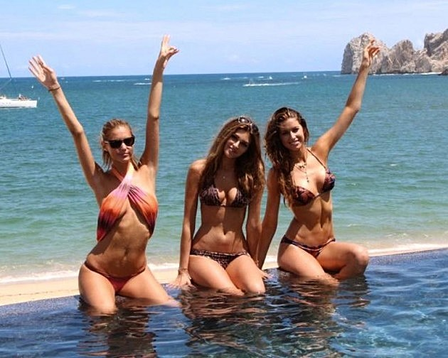Katherine Webb and Friends