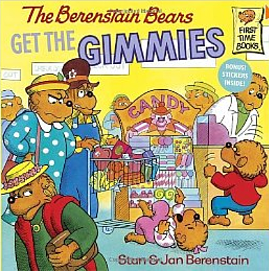 Berenstain Bears Gimmies