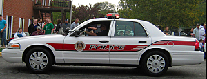 University of Central Missouri Police