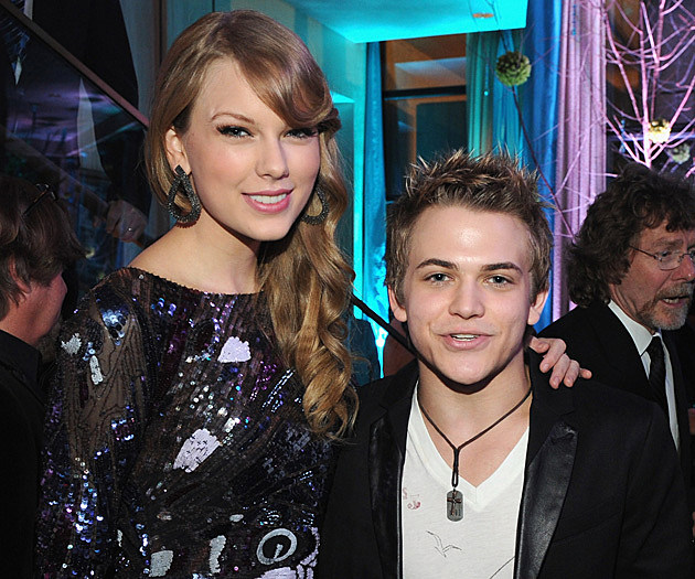 Taylor Swift and Hunter Hayes