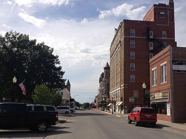 3rd Street Sedalia, Missouri