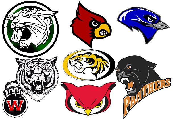High School Mascots