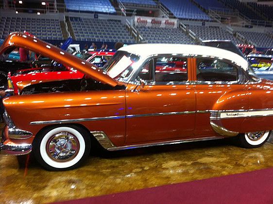 A 1953 Chevrolet