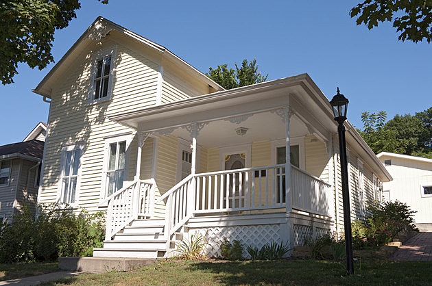 Historic Home of Local Author in Mankato